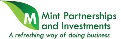 Home: Mint Partnerships and Investments logo